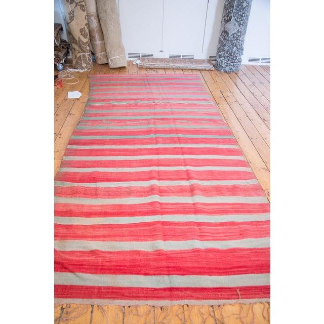 "Vintage Kilim Carpet - 5'3"" X 11'7"" - Image 3 of 6"