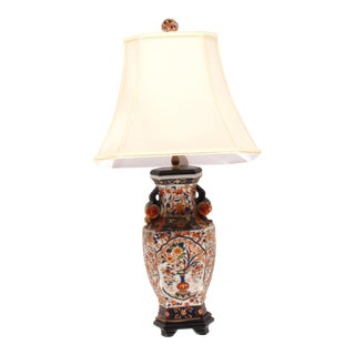 Pasargad Ny Vintage Hand Painted Porcelain Table Lamp