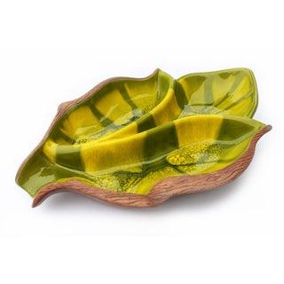 Mid-Century Ceramic Nut Dish