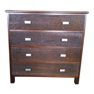 Bark Design Chest of Drawers