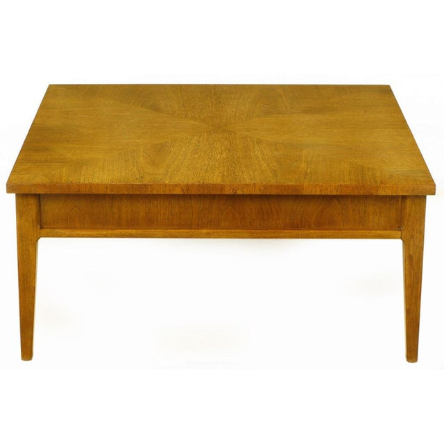 Michael Taylor For Baker New World Mahogany Coffee Table - Image 3 of 8
