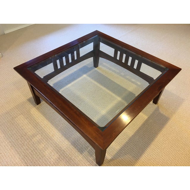 Ethan Allen Coffee Table - Image 3 of 3