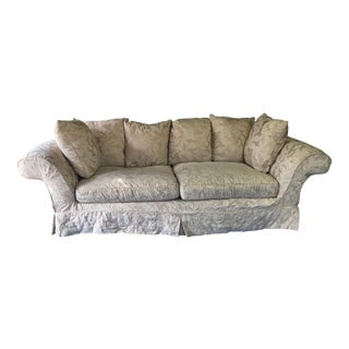 Traditional Down Filled Sofa