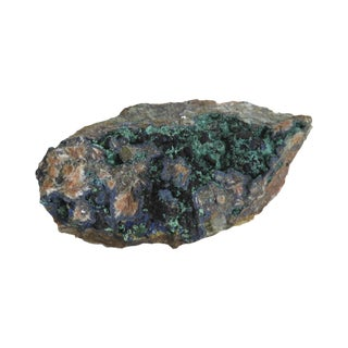 Turquoise and Cobalt Mineral Specimen