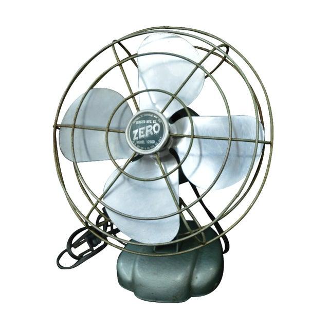 Image of Vintage Zero Miniature Fan