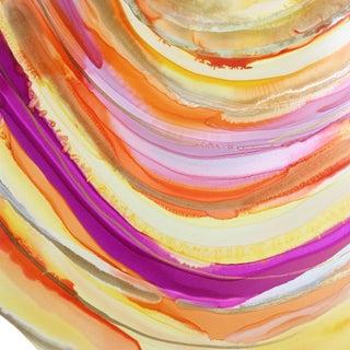 'EXALTATiON' original abstract painting by Linnea Heide