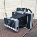 Image of Vintage 70s Polaroid 225 Land Camera