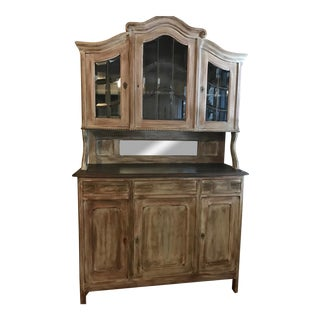 Antique Hand-Crafted Buffet