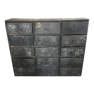 Industrial Black Sorting Bin