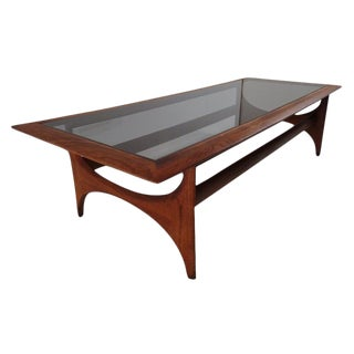 Lane Pearsall Style Mid-Century Modern Coffee Table