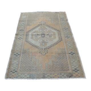 Anatolian Wool Bohemian Rug - 3′8″ × 5′11″