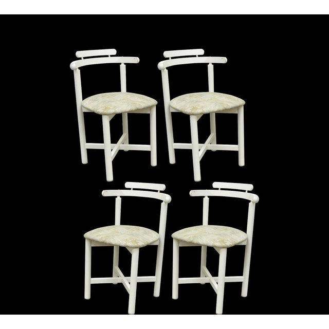 Vintage Gangso Mobler Mid-Century Danish Modern Dining Chairs - Set of 4 - Image 11 of 11