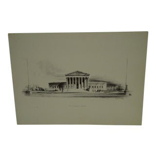 """The Supreme Court"" by Ernest T. Daly"
