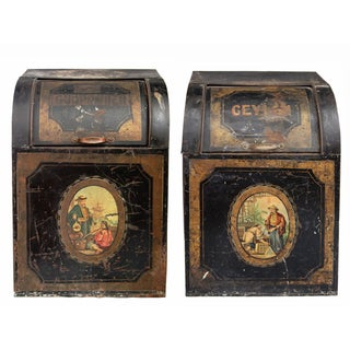 Antique Store Bins (Large)