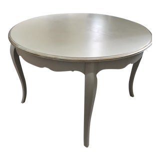 Drexel French Gray Table