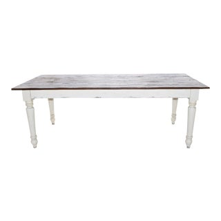 Four Hands Rustic Pine Charlie Dining Table
