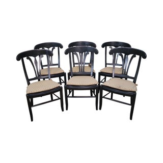Nichols & Stone Country Manor Dining Chairs - Set of 6