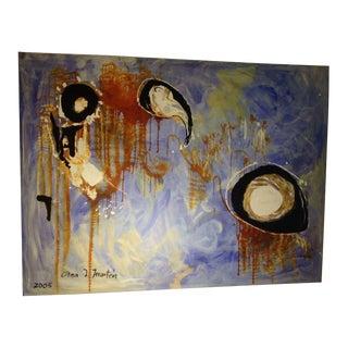"Ana I Marten ""Unknown 2005"" Acrylic on Canvas"