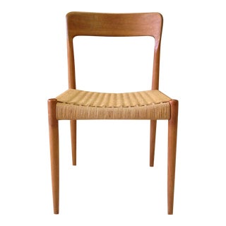 Teak Niels Moller Model 75 Dining Chair