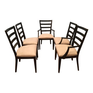 Ethan Allen Blair Dining Chairs - Set of 5