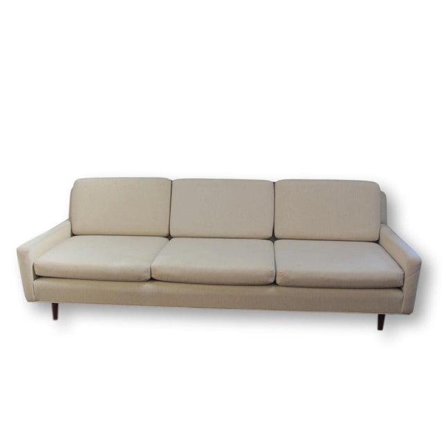 Mid-Century Modern Edward Wormley Style Sofa - Image 2 of 10