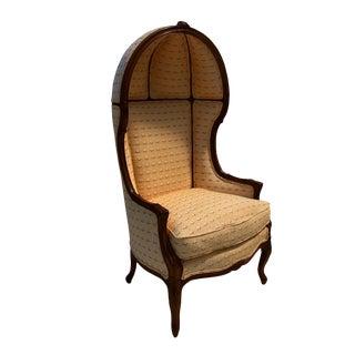 Vintage Regency Porter Chair