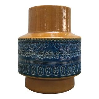 Aldo Londi for Bitossi Mid-Century Vase