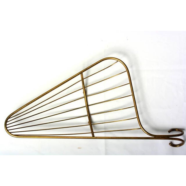 Image of Barware Italian Brass Basket