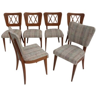 Heywood-Wakefield Dog Bone Chairs - Set of 6