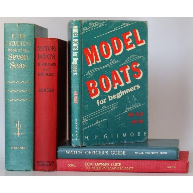 Vintage Nautical Books - Set of 5 - Image 2 of 7