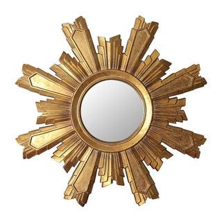 Isabella Sunburst Wall Mirror