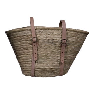 Market Backpack Basket