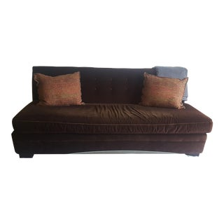 Mitchell Gold & Bob Williams Brown Couch