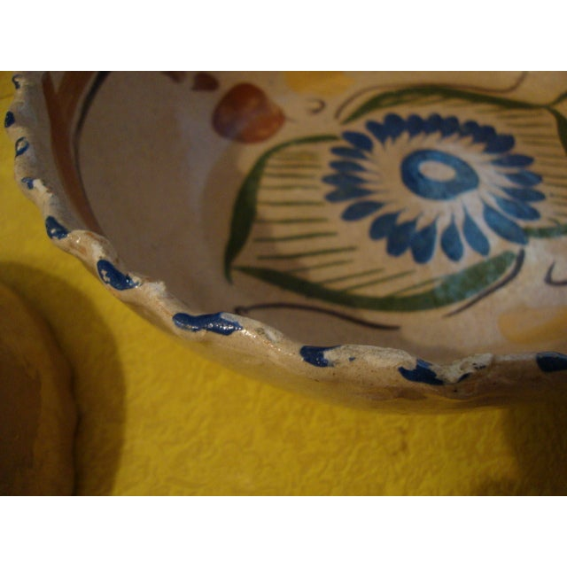Mexican Tlaquepaque Nesting Bowls - Set of Four - Image 8 of 10