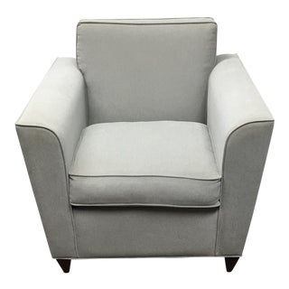 Morgan Design Furniture Custom Upholstered Armchair