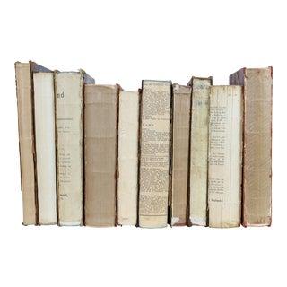 Deconstructed Antique Books, S/10