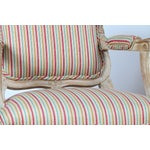 Image of Antique 1920s French Style Armchairs - A Pair