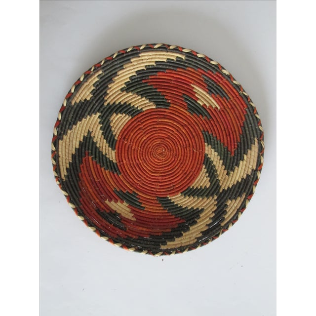 Native American Basket - Image 3 of 6