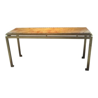 Icon Asian Custom Console Table