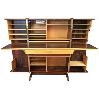 Mummenthaler & Meier Transforming Rosewood Desk