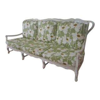 Shabby Chic French Provincial Sofa