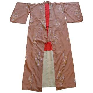 Adult Vintage Silk Kimono