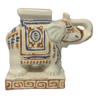 Mini Elephant Garden Stool