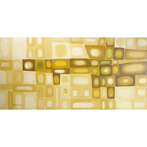 Javier Arevalo Abstract Painting - Image 2 of 4