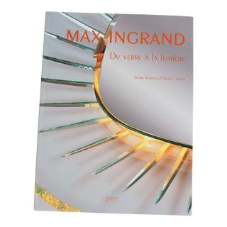 Book, Max Ingrand, Du Verre a la Lumiere