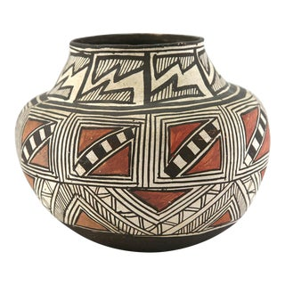Zuni Polychrome Jar, circa 1890-1900