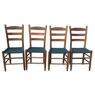 Scandinavian Arts & Crafts Chairs
