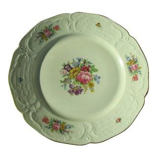 Rosenthal Sanssouci Floral Chop Plate