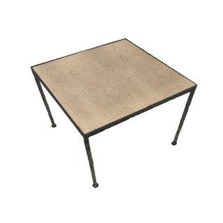Toby Pyrite Side Table