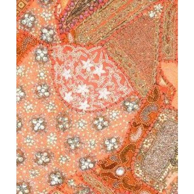 Image of Orange Mulit-Purpose Vintage Panel